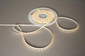 A000B1 Warm white 600 LED adhesive strip lights 10m
