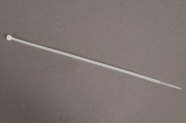 A000RD Boîte de 250 serre câbles transparent 20cm