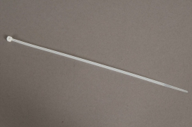 A000RD Box of 250 cable ties transparent H20cm