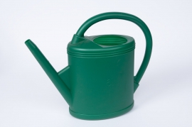 A001K7 Plastic watering can green 6L