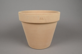 A001KF Pot en terre cuite D31cm H27cm