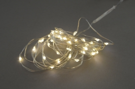 A001R5 Warm white strings light 40 LED L3.9m