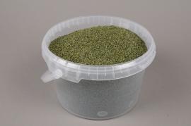 A001SK Seau 2.5L de gravier vert olive