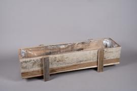 A001WT Wooden gardener 100cm x 29cm H25.5cm