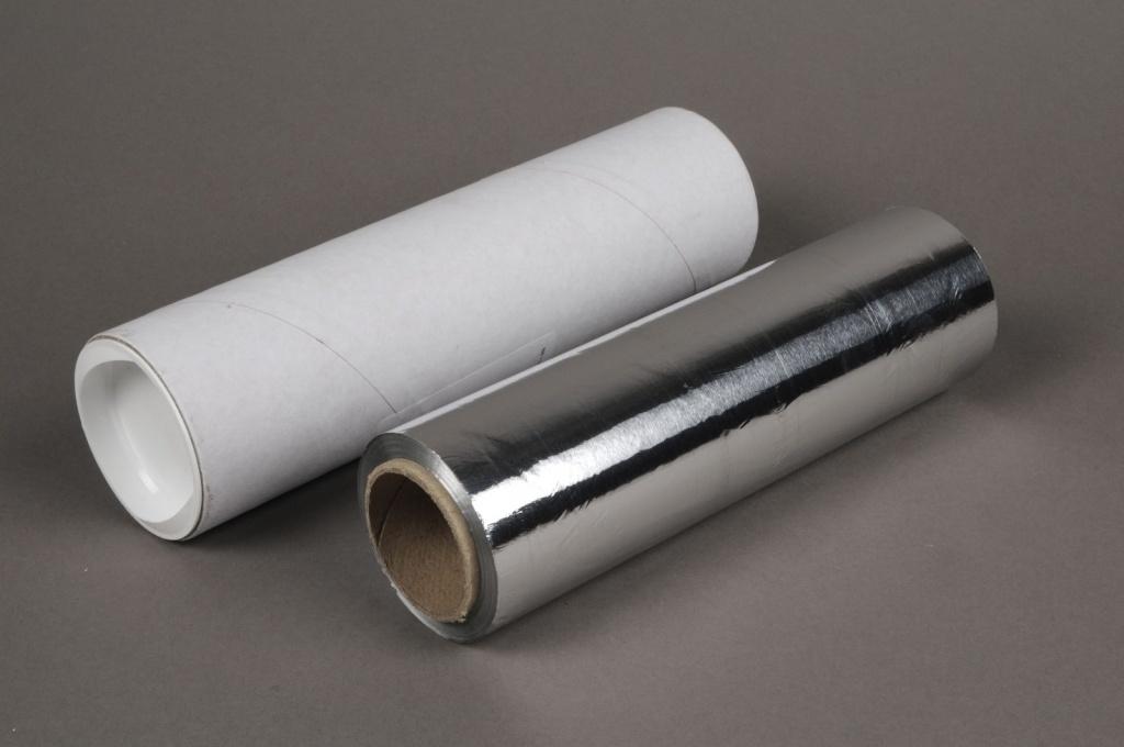 A002KE Aluminum foil roll 20cmx100m