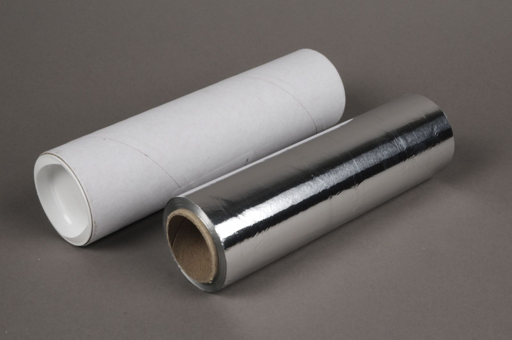 A002KE Rouleau aluminium 20cm x 100m