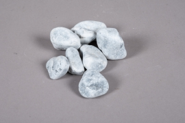 A002RZ Bag of grey white pebbles 30/60mm 20kg