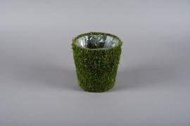 A002T9 Pot en mousse D17cm H18.5cm