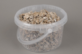 A003SK White cork bucket 2.5L