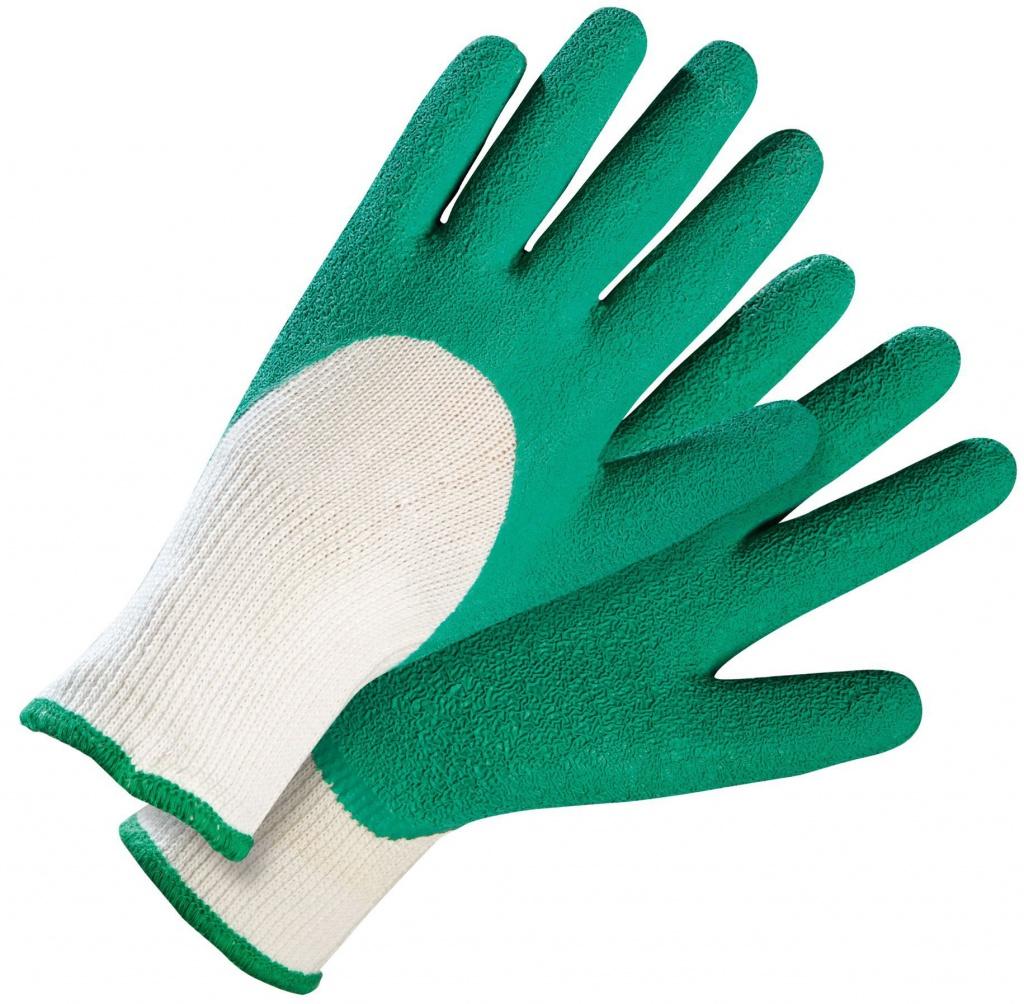 A004JE Paire de gants rosiers taille 9