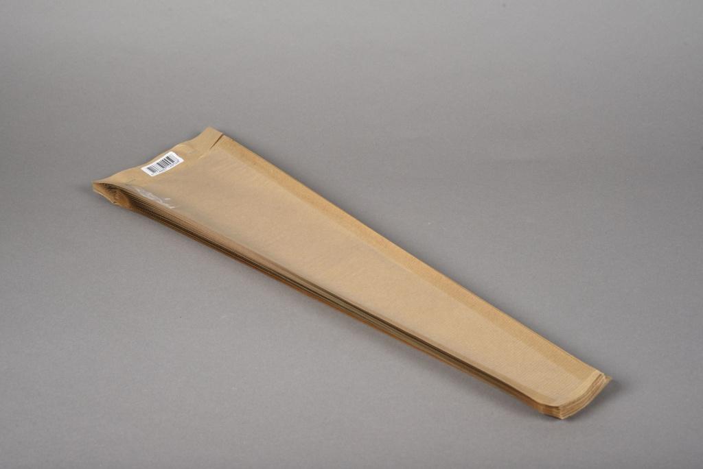 A004MO Paquet de 50 housses kraft H51cm