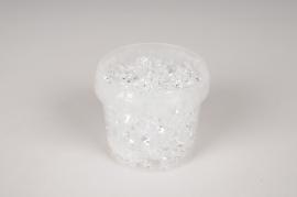 A004QF Diamants de déco transparents D12mm