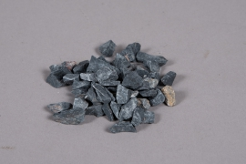 A004RZ Bag of pure black crushed gravel 8/16mm 20kg