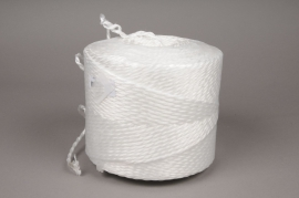A005L5 Ball of white synthetic twine 400m