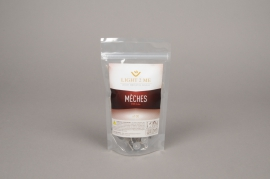 A006L3 Pack 100 wicks for candle
