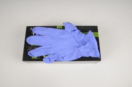 A006O5 Boîte de 100 gants nitrile taille L
