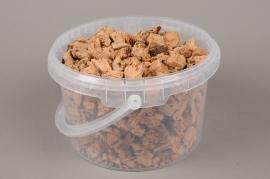 A006SK Natural cork bucket 2.5L