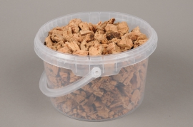 A006SK Natural cork bucket 2.5L