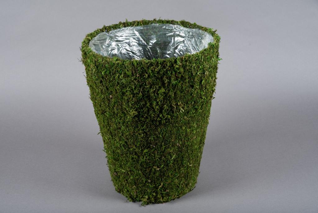 A006T9 Moss pot D31cm H37cm