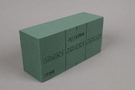 A009QV Carton 35 pains de mousse florale Ideal
