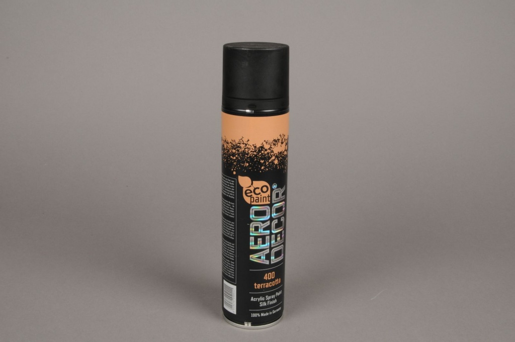 A010AM Terracotta spray paint 400ml