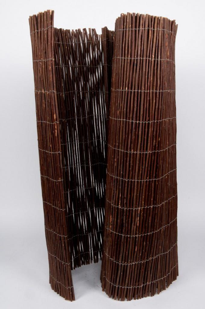 A011DN Palissade en osier 200x500cm