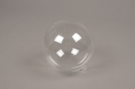 A011OZ Box of 20 openable clear balls D8cm