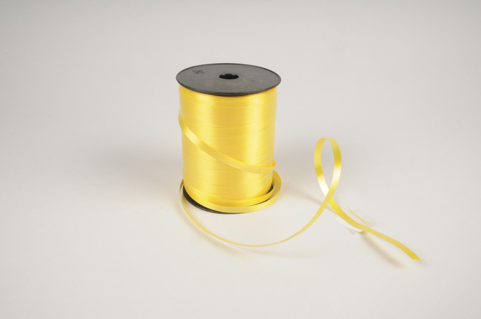 A012RB Bolduc jaune 7mm x 500m