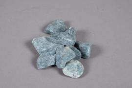 A012RZ Sac de galets gris blanc 30/60mm 20kg