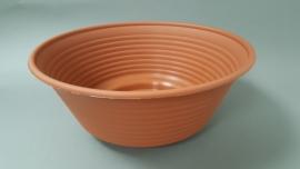 A013H7 Bowl plastic terracotta D50cm H21cm