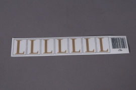 A013K4 Set of 70 letters L 33mm
