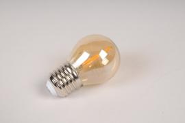 A013R5 Ampoule LED blanc chaud