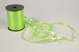 A013RB Green curling ribbon 7mm x 500m