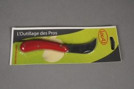 A014D5 Curved pruning knife