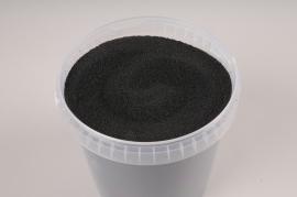 A014QF Seau de sable noir 2.5l