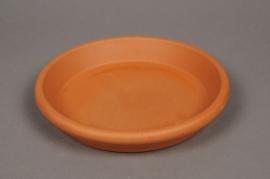 A016KF Soucoupe en terre cuite D21cm