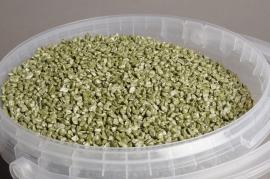 A017SK Seau 2.5L de gravier vert olive