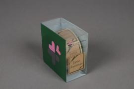 A019MQ Boîte de 500 étiquettes Joyeux anniversaire
