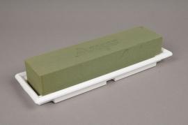 A021K6 Boîte de 4 coupes avec mousse florale