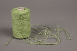 A021L5 Pack 20 green cotton reels 3 threads