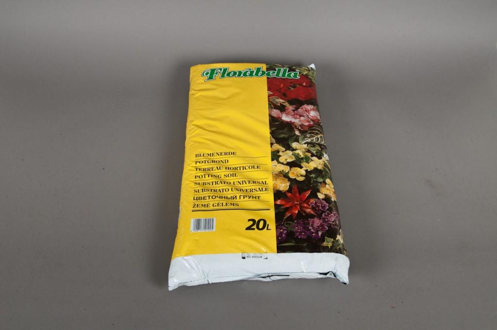 A022YE Terreau horticole 20L