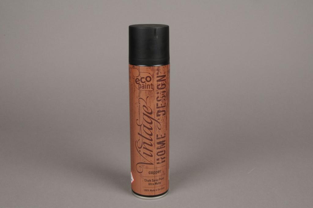 A024AM Bombe de peinture vintage cuivre 400ml