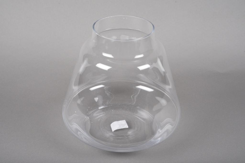 A024IH Vase verre déco D28cmH28cm