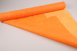 A024RB Roll orange not weaved thick 80cm x 20m