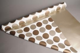 A026K1 Rouleau papier de noël 80cm x 50m