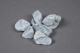 A026KO Light grey pebbles 30/60mm 10kg