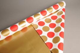A027K1 Christmas paper roll 80cm x 50m