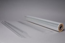 A028IX Rouleau de cellophane 80cmx120m 40 Microns