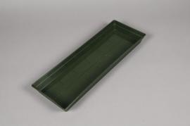 A030T7 Green plastic bowl 17cm x 50m H4.5cm