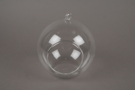 A031PM Boîte de 4 boules ouvertes à suspendre D12cm